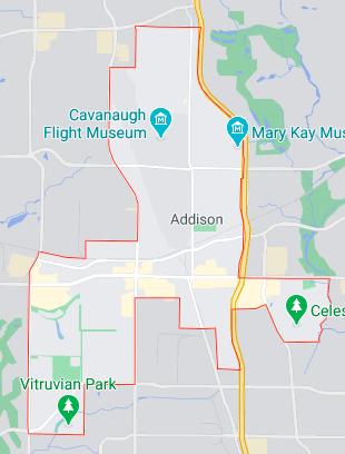 Addison Texas