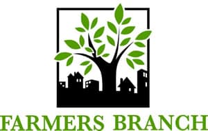 Farmers Branch Texas Logo